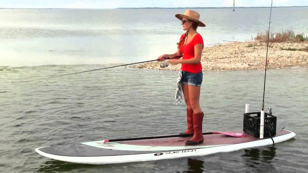 Pescar En Tabla De Paddle Surf Eolis Kite