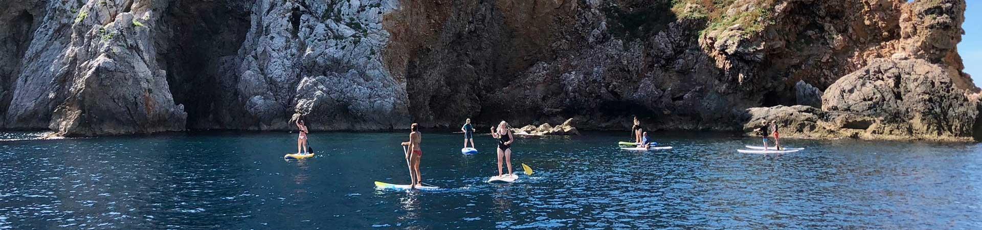 excursio paddles surf a islas medas