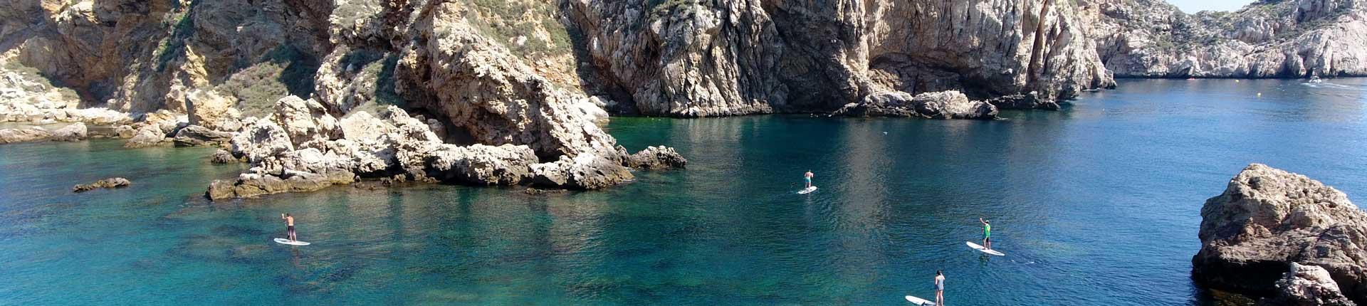 Imagen de Excursion Paddle Illes Medes